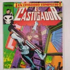 Cómics: EL CASTIGADOR - CONTIENE 5 Nº DE ESTA COLECCIÓN - Nº 1, 2, 3, 4, 5 - COMICS FORUM. Lote 212684866