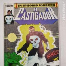 Cómics: EL CASTIGADOR - CONTIENE 5 Nº DE ESTA COLECCIÓN - Nº 6, 7, 8, 9, 10 - COMICS FORUM. Lote 212685175