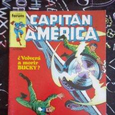 Cómics: FORUM - CAPITAN AMERICA VOL.1 NUM. 44 . MUY BUEN ESTADO. Lote 212693798