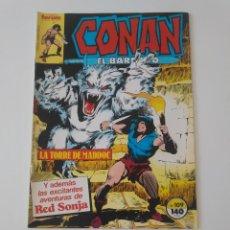 Cómics: CONAN EL BÁRBARO NÚMERO 109 CÓMICS FORUM 1987 EDITORIAL PLANETA. Lote 212765757