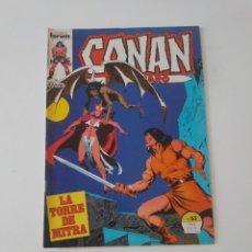 Cómics: CONAN EL BÁRBARO NÚMERO 53 CÓMICS FORUM 1983. Lote 212766482