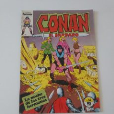 Cómics: CONAN EL BÁRBARO NÚMERO 52 CÓMICS FORUM 1983. Lote 212766776
