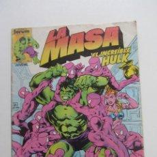 Comics: LA MASA VOL. 1 Nº 17 FORUM MIRA TUS FALTAS, MUCHOS A LA VENTA CX62. Lote 212775251
