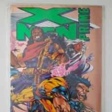 Cómics: X-MEN PRIME - ESPECIAL PORTADA CON ACABADO METÁLICO - GRAPA MARVEL FORUM. Lote 212797192