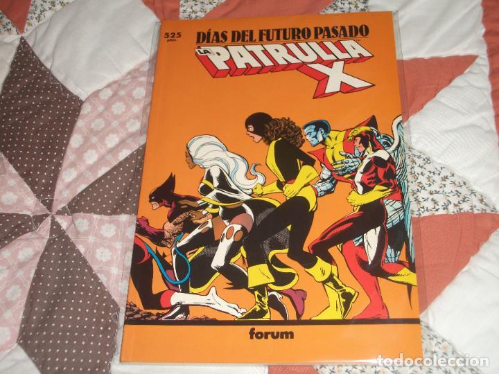 DIAS DEL FUTURO PASADO LA PATRULLA X (Tebeos y Comics - Forum - Prestiges y Tomos)