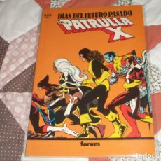 Cómics: DIAS DEL FUTURO PASADO LA PATRULLA X. Lote 212856802
