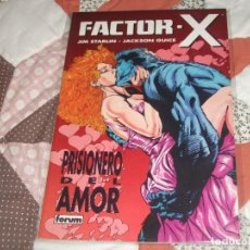 Cómics: FACTOR X PRISIONERO DEL AMOR. Lote 212856887