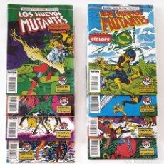 Cómics: 20 COMICS NUEVOS MUTANTES - Nº 46 A 65 INCLUSIVE - FORUM - IMPECABLE ESTADO. Lote 212938598