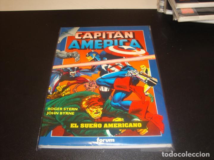 CAPITAN AMERICA EL SUEÑO AMERICANO OBRAS MAESTRAS (Tebeos y Comics - Forum - Prestiges y Tomos)