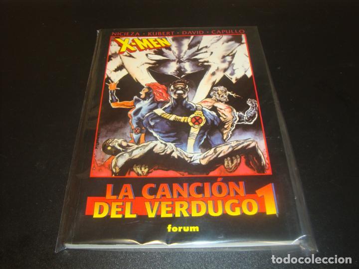 X-MEN LA CANCION DEL VERDUGO 1 OBRAS MAESTRAS (Tebeos y Comics - Forum - Prestiges y Tomos)