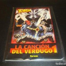 Cómics: X-MEN LA CANCION DEL VERDUGO 1 OBRAS MAESTRAS. Lote 212948256
