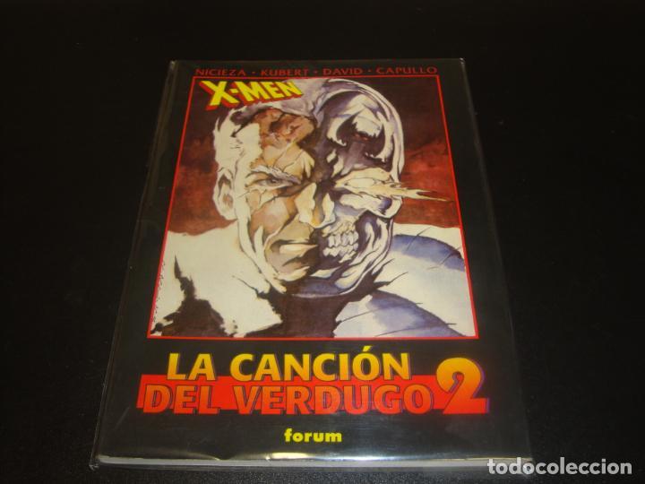 X-MEN LA CANCION DEL VERDUGO 2 OBRAS MAESTRAS (Tebeos y Comics - Forum - Prestiges y Tomos)