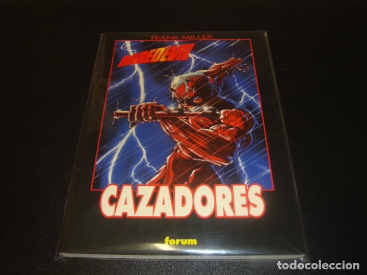 DAREDEVIL CAZADORES OBRAS MAESTRAS (Tebeos y Comics - Forum - Prestiges y Tomos)