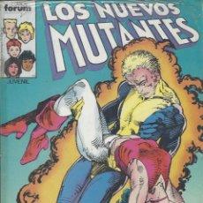Cómics: NUEVOS MUTANTES - RETAPADO - NºS 41 AL 44 - NUEVO A ESTRENAR. Lote 212967038