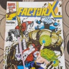 Cómics: FACTOR X. NUMERO 85. Lote 212995090