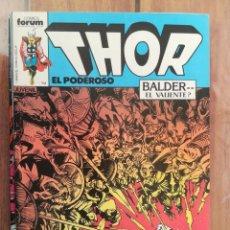 Comics: THOR. VOL 1. Nº 30. FORUM. Lote 213031316