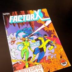 Cómics: CASI EXCELENTE ESTADO FACTOR X 10 FORUM. Lote 213138322