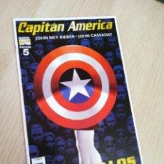 Cómics: EXCELENTE ESTADO CAPITAN AMERICA 5 VOL V FORUM. Lote 213138677