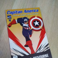 Cómics: EXCELENTE ESTADO CAPITAN AMERICA 4 VOL V FORUM. Lote 213138797