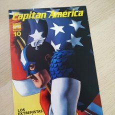 Cómics: EXCELENTE ESTADO CAPITAN AMERICA 10 VOL V FORUM. Lote 213142306