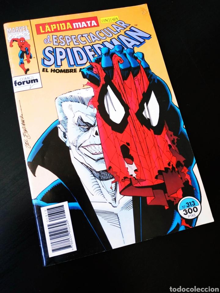 MUY BUEN ESTADO EL ESPECTACULAR SPIDERMAN 313 FORUM (Tebeos y Comics - Forum - Spiderman)