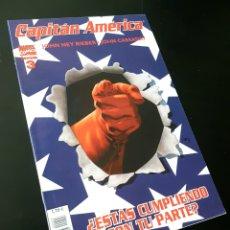 Cómics: CASI EXCELENTE ESTADO CAPITAN AMERICA 3 VOL V FORUM. Lote 213223620