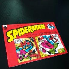 Cómics: EXCELENTE ESTADO SPIDERMAN 15 TIRAS DE PRENSA FORUM. Lote 213301247