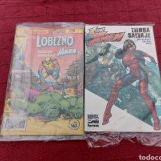 Cómics: COLECCION WHAT IF ¿Y SI LOBEZNO HUBIESE MATADO A LA MASA? X-TREME X- MEN TIERRA SALVAJE-MARVEL COMIC. Lote 213356356