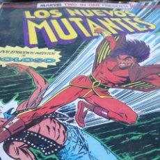 Cómics: LOS NUEVOS MUTANTES NÚM 59 MARVEL TWO IN ONE. Lote 213374183