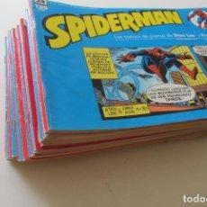 Cómics: SPIDERMAN TIRAS DE PRENSA (DAILY-STRIP) LOTE DE 24 Nº DEL 1 AL 24 , FORUM E5. Lote 213389782