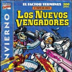 Comics : LOS NUEVOS VENGADORES EXTRA INVIERNO 1991 - EL FACTOR TERMINUS 4 DE 5 - FORUM. Lote 213401820