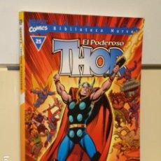 Cómics: BIBLIOTECA MARVEL EXCELSIOR EL PODEROSO THOR Nº 25 - FORUM -. Lote 213409061