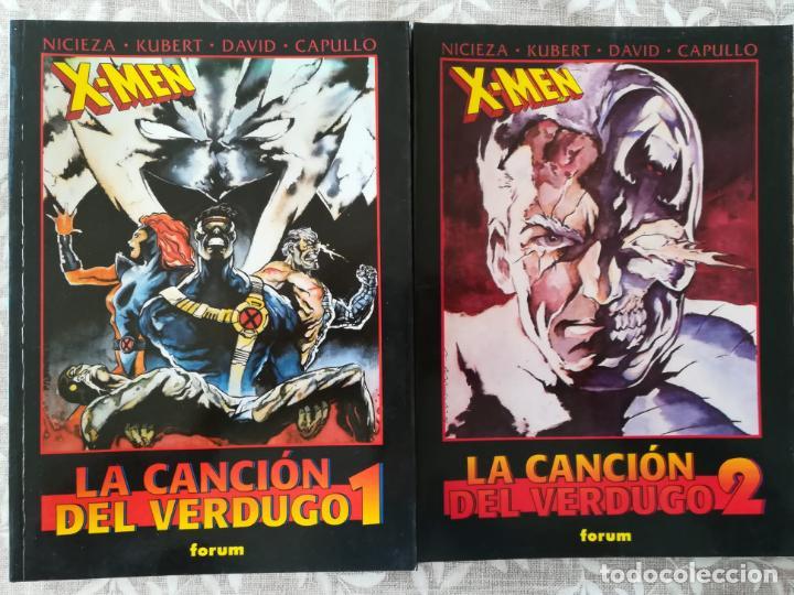 LA CANCION DEL VERDUGO COMPLETA 2 TOMOS OBRAS MAESTRAS 20 Y 21 (Tebeos y Comics - Forum - Prestiges y Tomos)