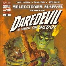 Cómics: SELECCIONES MARVEL: DAREDEVIL - FOGGY NELSON, AGENTE DE SHIELD - TOMO 11 - FORUM. Lote 213451272
