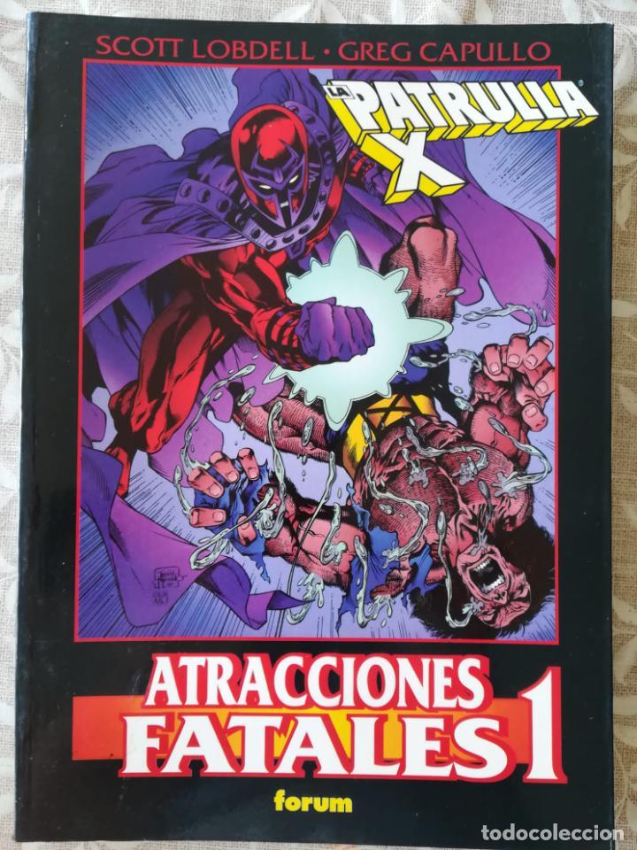 ATRACCIONES FATALES 1 OBRAS MAESTRAS 28 (Tebeos y Comics - Forum - Prestiges y Tomos)