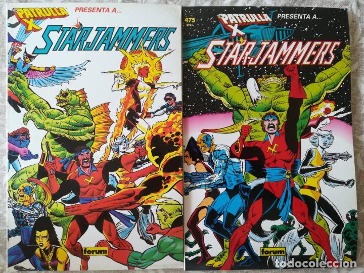 STARJAMMERS COMPLETA 2 TOMOS (Tebeos y Comics - Forum - Prestiges y Tomos)