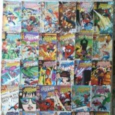 Cómics: SPIDERMAN LAS HISTORIAS JAMAS CONTADAS COMPLETA 26 MAS 3 ESPECIALES. Lote 213536263