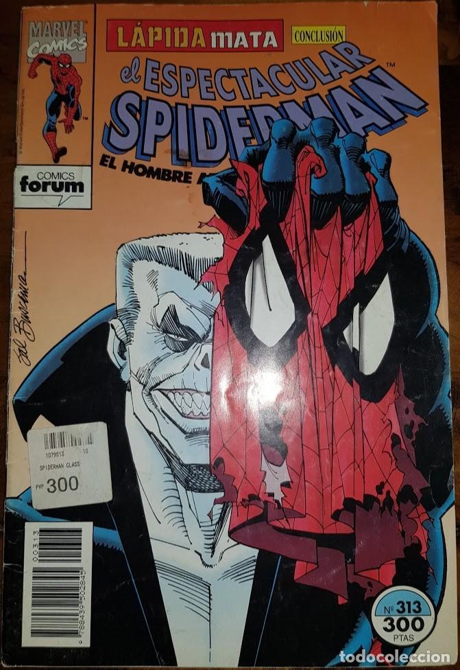 ESPECTACULAR SPIDERMAN 313. FORUM. MUY DIFICIL (Tebeos y Comics - Forum - Spiderman)