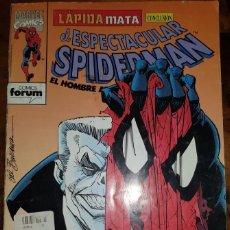 Cómics: ESPECTACULAR SPIDERMAN 313. FORUM. MUY DIFICIL. Lote 213590157