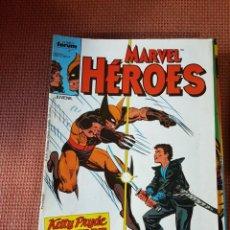 Cómics: COLECCION MARVEL HEROES. Lote 213611223