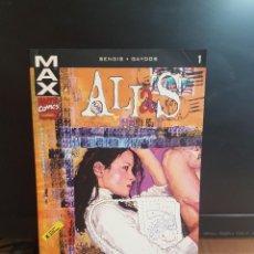 Cómics: ALIAS. Lote 213618082