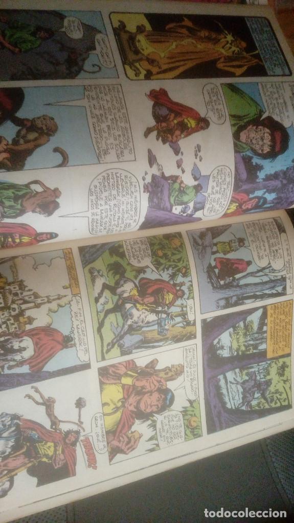 Cómics: CONAN EL BARBARO. RETAPADO 51 AL 55 - Foto 5 - 213619275
