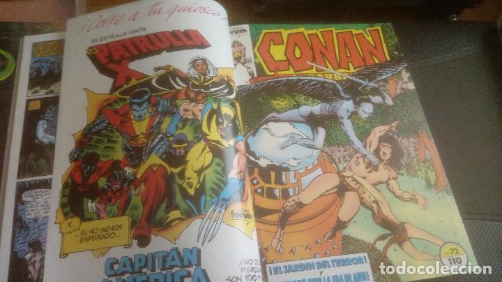 Cómics: CONAN EL BARBARO. RETAPADO 71 AL 75 - Foto 4 - 213619823
