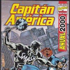 Cómics: CAPITÁN AMÉRICA ANUAL 2000 - JULIO 2000 - FORUM -. Lote 213623431