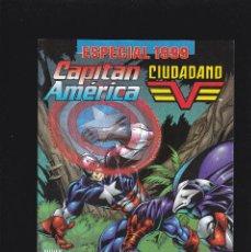 Cómics: CAPITÁN AMÉRICA / CIUDADANO V - ESPECIAL 1999 - OCTUBRE 1999 - FORUM -. Lote 213623588