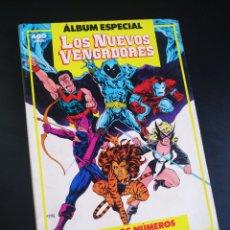Cómics: MUY BUEN ESTADO LOS NUEVOS VENGADORES ALBUM ESPECIAL FORUM RETAPADO. Lote 213686366