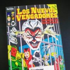 Cómics: MUY BUEN ESTADO LOS NUEVOS VENGADORES 31 AL 35 FORUM RETAPADO. Lote 213687122