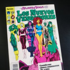 Cómics: CASI EXCELENTE ESTADO LOS NUEVOS VENGADORES 36 AL 40 FORUM RETAPADO. Lote 213689743