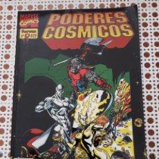 Cómics: PODERES CÓSMICOS VOL 2. NUM 8. Lote 213719801