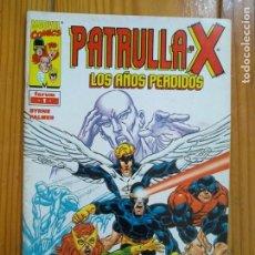 Cómics: PATRULLA X LOS AÑOS PERDIDOS Nº 1 - JOHN BYRNE. Lote 213847738